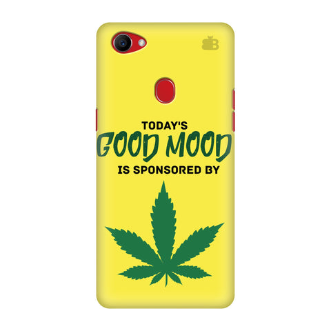 Good Mood Oppo F7 Cover