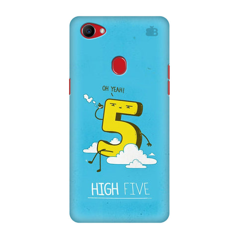 High Five Oppo F7 Cover