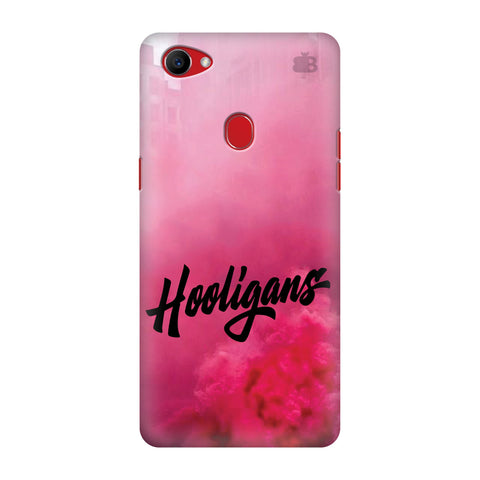 Hooligans Oppo F7 Cover