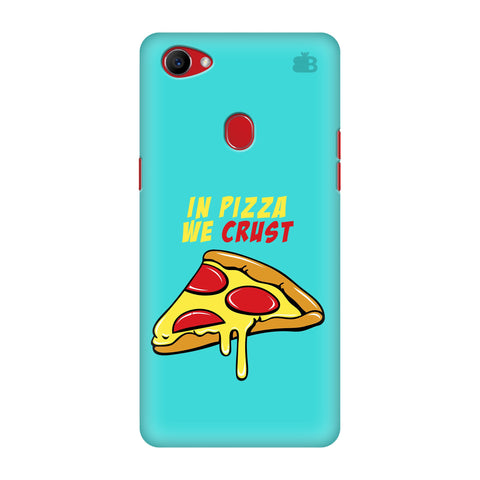 Pizza Crust Oppo F7 Cover