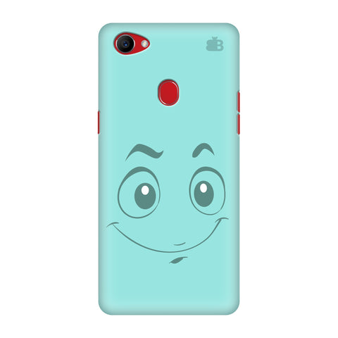Smiley! Oppo F7 Cover