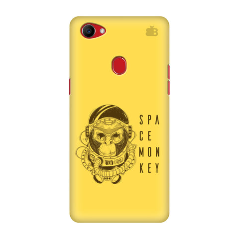 Space Monkey Oppo F7 Cover