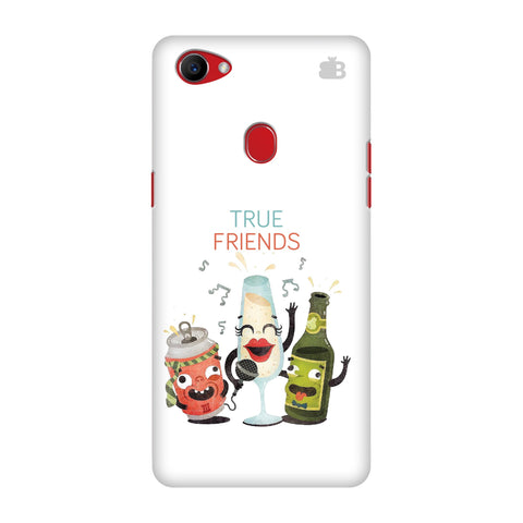 True Friends Oppo F7 Cover