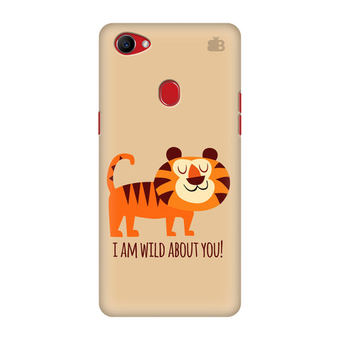 Wild About You Oppo F7 Cover