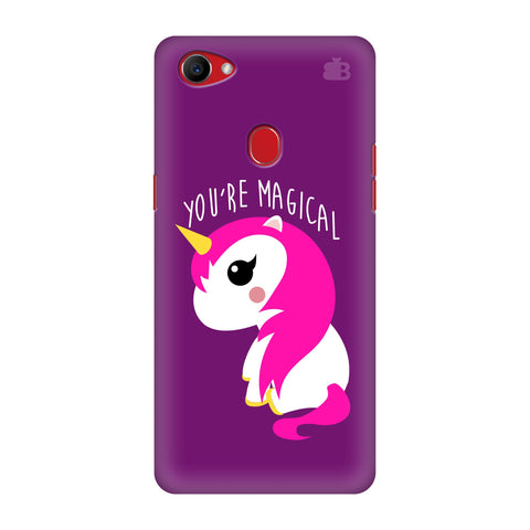 You're Magical Oppo F7 Cover