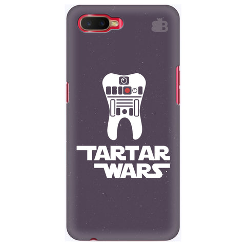 Tartar Wars Oppo K1 Cover