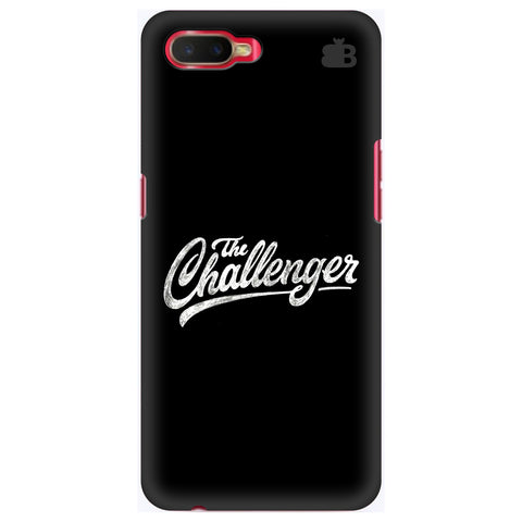 The Challenger Oppo K1 Cover