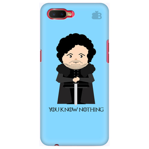 You Know Nothing Oppo K1 Cover