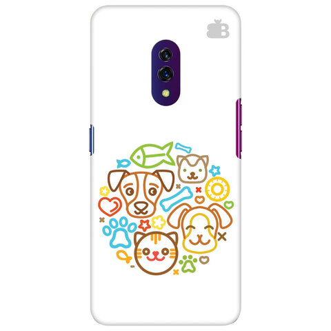 Cute Pets Oppo K3 Cover