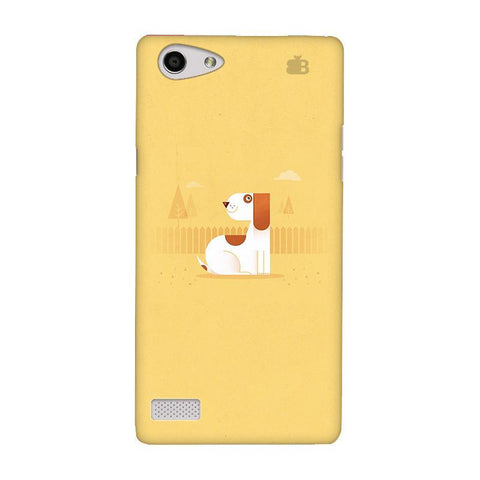 Calm Dog Oppo Neo 7 Phone Cover