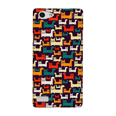 Chill Cats Oppo Neo 7 Phone Cover