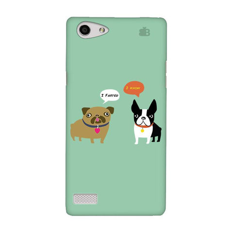 Cute Dog Buddies Oppo Neo 7 Phone Cover