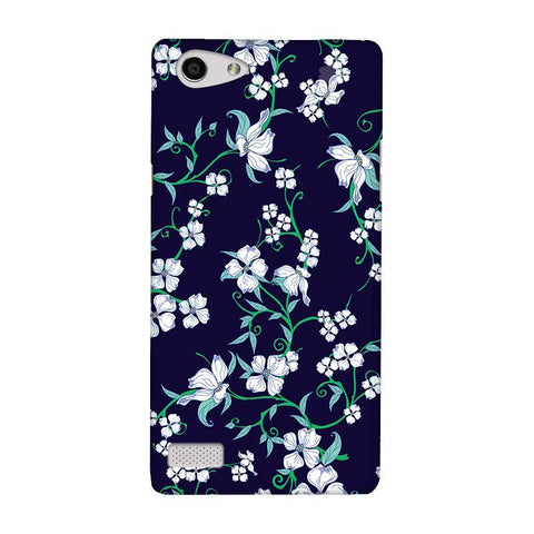 Dogwood Floral Pattern Oppo Neo 7 Phone Cover