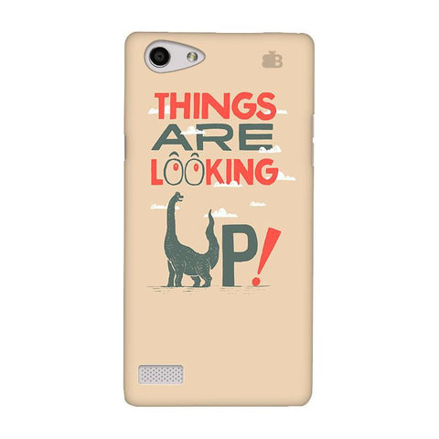 Things are looking Up Oppo Neo 7 Phone Cover