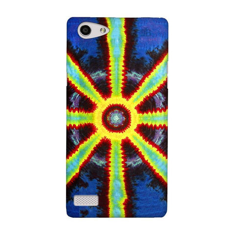 Tie & Die Pattern Oppo Neo 7 Phone Cover