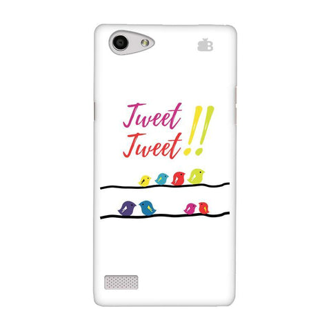 Tweet Tweet Oppo Neo 7 Phone Cover