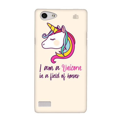Unicorn in Horses Oppo Neo 7 Phone Cover