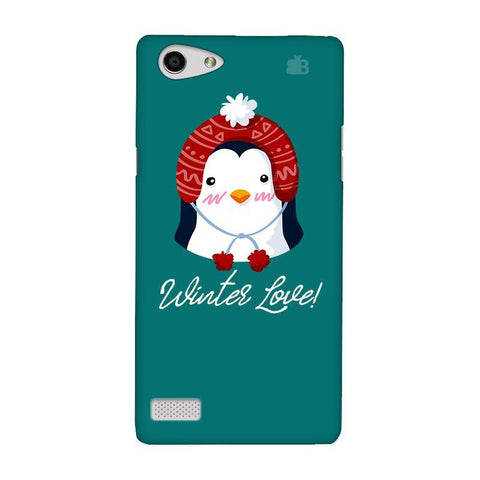 Winter Love Oppo Neo 7 Phone Cover