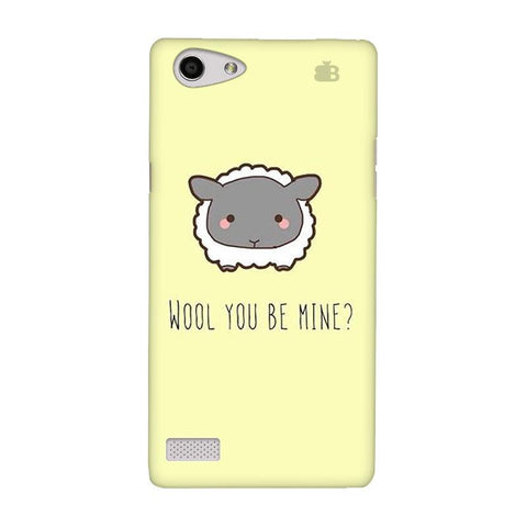 Wool Oppo Neo 7 Phone Cover