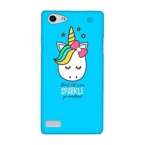 Your Sparkle Oppo Neo 7 Phone Cover