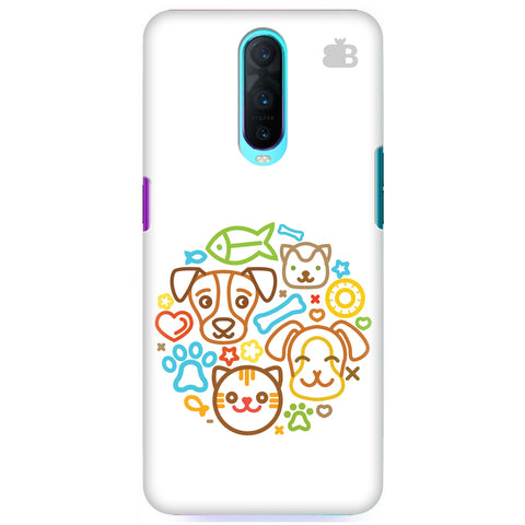 Cute Pets Oppo R17 Pro Cover