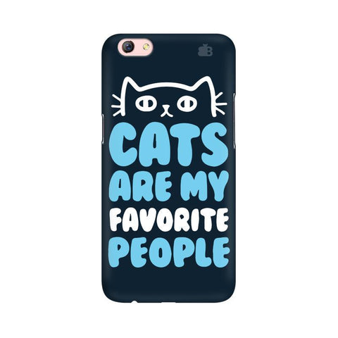Cats favorite People Oppo R9s Phone Cover