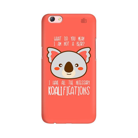 Koalifications Oppo R9s Phone Cover