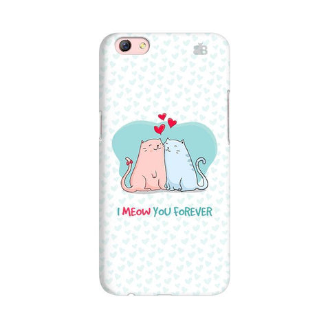 Meow You Forever Oppo R9s Phone Cover