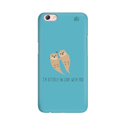 Otterly Love Oppo R9s Phone Cover