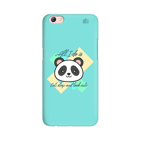 Panda Life Oppo R9s Phone Cover