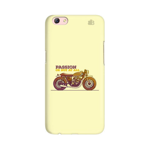 Passion for Motor Oppo R9s Phone Cover