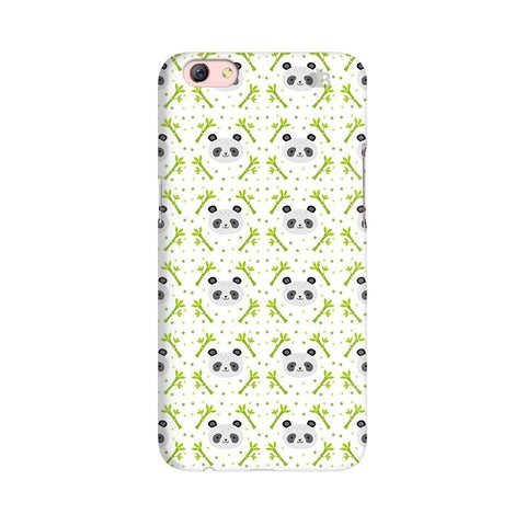 Peaceful Panda Oppo R9s Phone Cover
