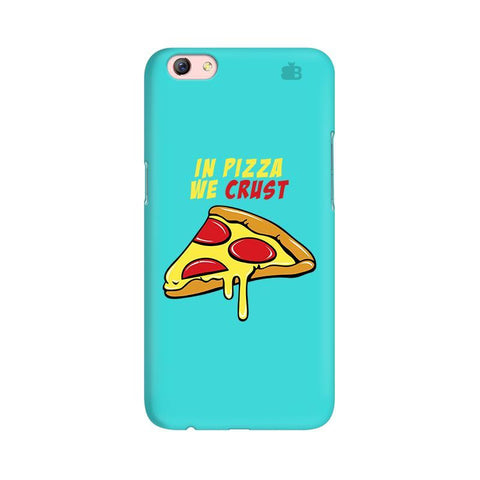 Pizza Crust Oppo R9s Phone Cover