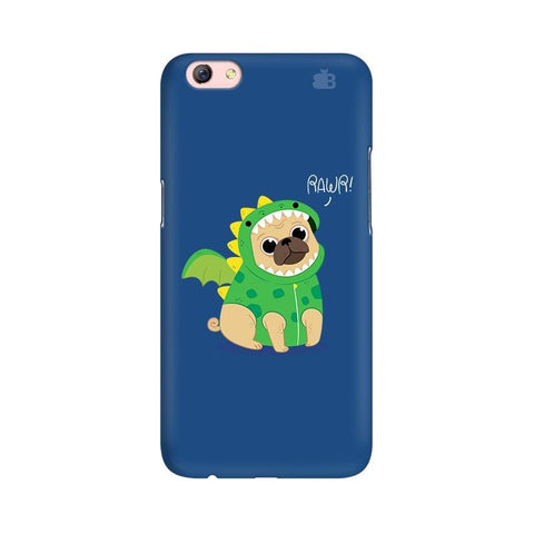Pug-Rawr Oppo R9s Phone Cover