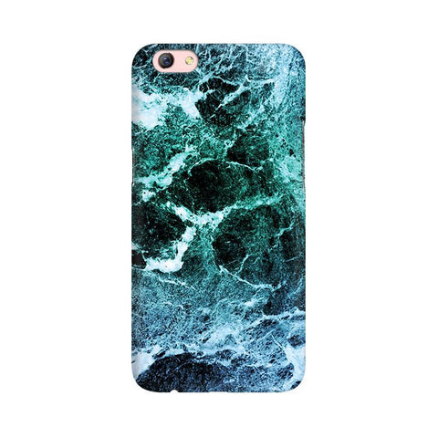 Sea Marble Oppo R9s Phone Cover