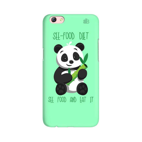 See-Food Diet Oppo R9s Phone Cover