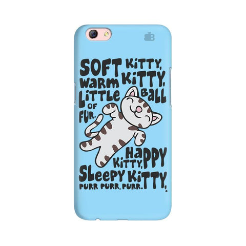 Soft Kitty Oppo R9s Phone Cover