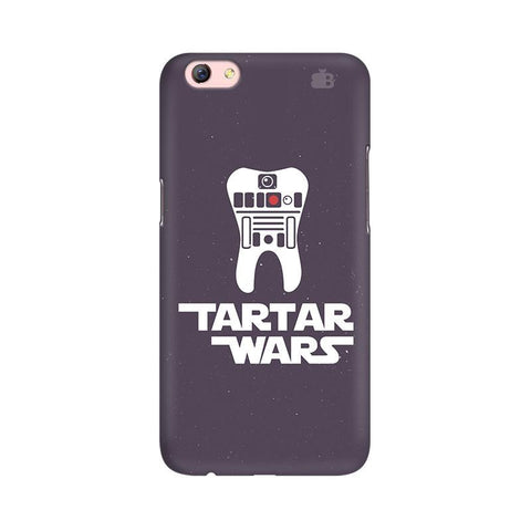 Tartar Wars Oppo R9s Phone Cover