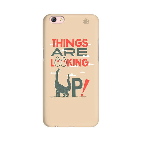 Things are looking Up Oppo R9s Phone Cover
