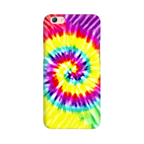 Tie & Die Art Oppo R9s Phone Cover