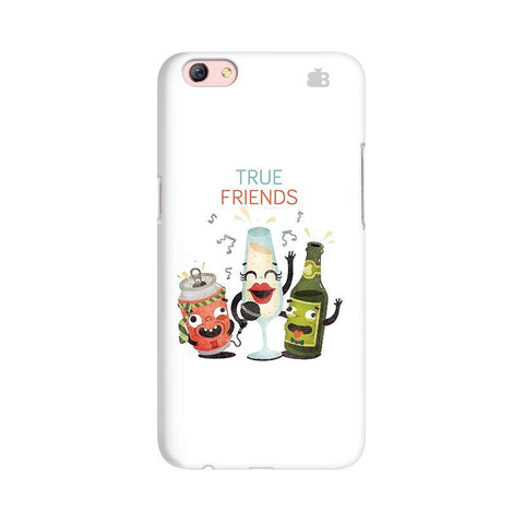 True Friends Oppo R9s Phone Cover