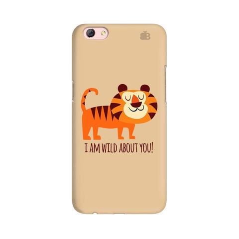 Wild About You Oppo R9s Phone Cover