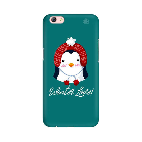 Winter Love Oppo R9s Phone Cover