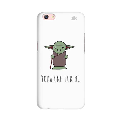 Yoda One Oppo R9s Phone Cover