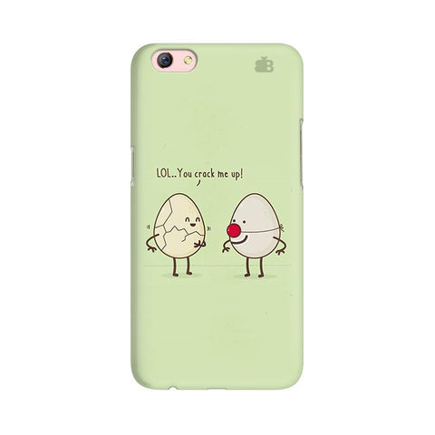 You Crack me up Oppo R9s Phone Cover