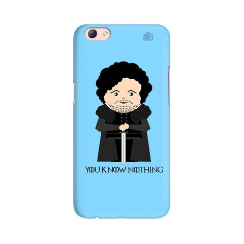 You Know Nothing Oppo R9s Phone Cover