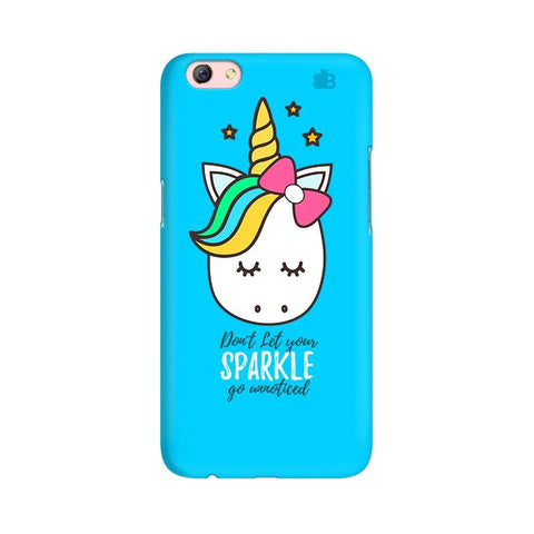 Your Sparkle Oppo R9s Phone Cover