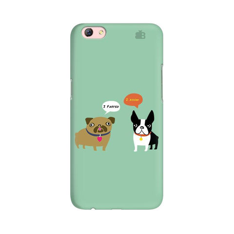 Cute Dog Buddies Oppo R9s Plus Phone Cover