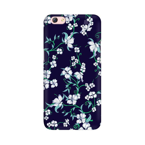 Dogwood Floral Pattern Oppo R9s Plus Phone Cover