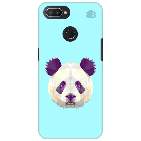 Abstract Panda Oppo RealMe 2 Pro Cover